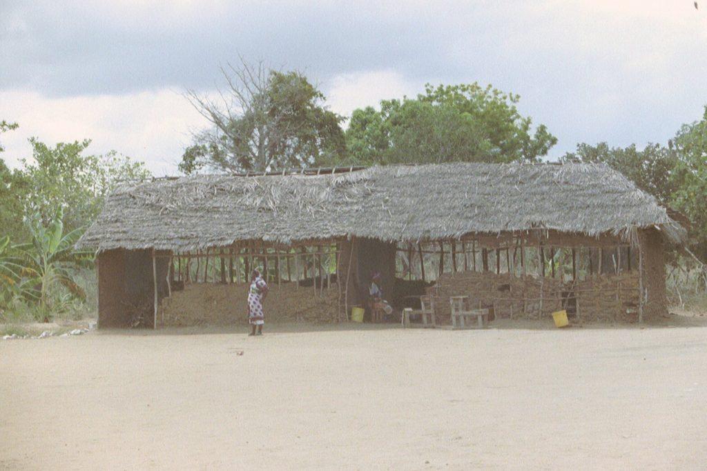 2001 Oorspronkelijke klaslokalen
