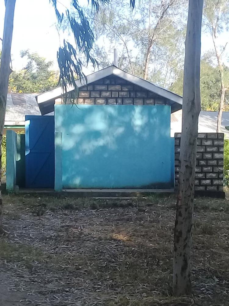 Toiletgebouw