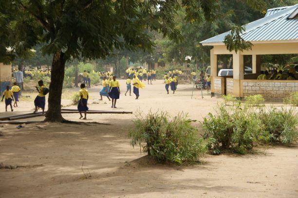 2017 Lekker buitenspelen Menzamwenye Primary