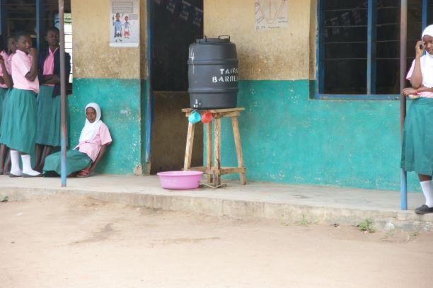 2016 Watertankjes Mahuruni Primary