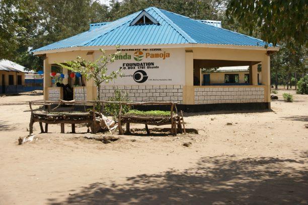2018 Nieuwe shade Menzamwenye Primary