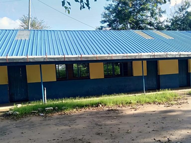 2020 Nieuwe daken op Menzamwenye